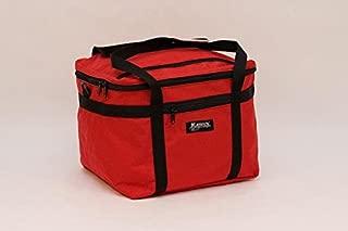 KJD LIFETIME inner bag liner for BMW Adventure top case: R1200GS   B2GSAT.red   Red