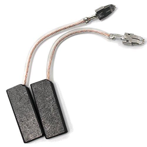 Kohlebürsten Motorkohlen Kohlen für Bosch WFM / WFP / WFS / WFP 3231 AQUASENSOR / 3300 AQUASENSOR / 3300 GB HYDROSENSOR