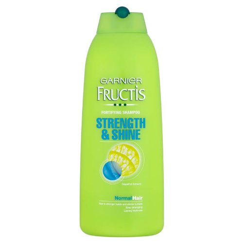 Garnier Fructis Strength & Shine fortifying Shampoo 400ML