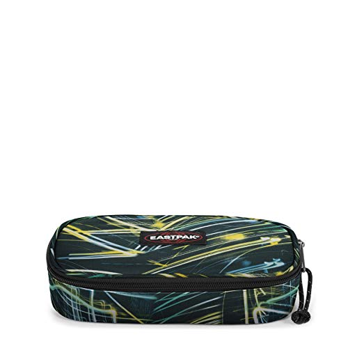 Eastpak Oval Single Trousse, 22 cm, Multicolore (Blurred Lines)
