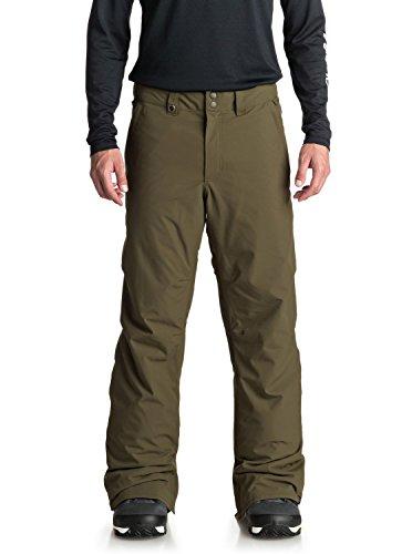 Quiksilver Estate Pantalon Homme Grape Leaf FR : L (Taille Fabricant : L)