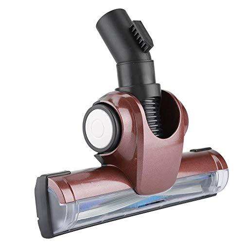 32mm Innendurchmesser Staubsauger Bürstenkopf Kunststoff Boden Teppich Bürstenkopf Haushaltsgerät Zubehör für Reinigung Teppichboden
