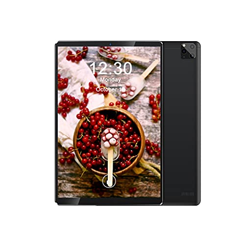 Android 9.0 Tablet 8 Inch, 10-Core Processor, 1280800 HD Thouch Screen Tablets, 2MP Front Camera + 5MP Rear Camera, 5000mAh Battery, 4GB RAM 64GB ROM 128GB Expand Storage, WiFi, Bluetooth