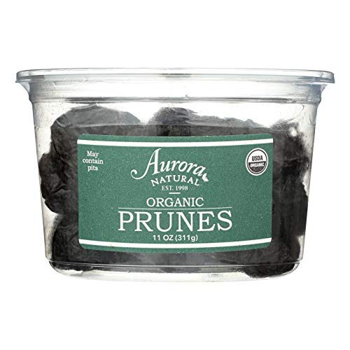 Aurora Products Organic Pitted Prunes, 11 oz