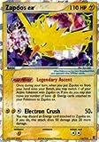 Pokemon - Zapdos ex (116) - EX FireRed & LeafGreen - Holo