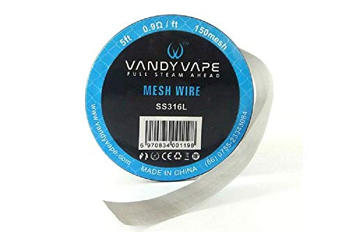 VandyVape Mesh Wire SS316L