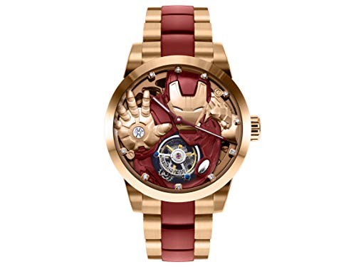 [Limitierte Ausgabe] Memorigin Avengers Serie Tourbillon Watch – Iron Man