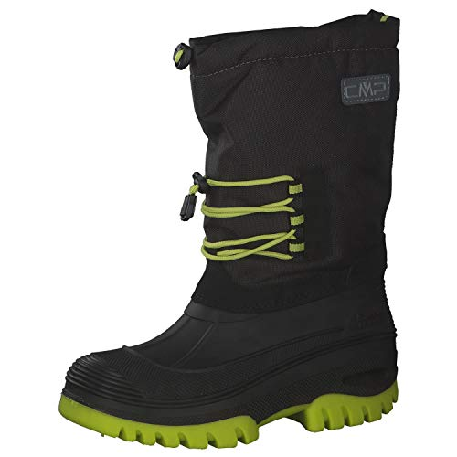 CMP Kinder Winterstiefel Ahto WP Snow Boots 3Q49574J Nero 36