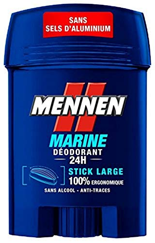 MENNEN MENNEN Déodorant Stick Large Marine 24h Homme 50.0 ml