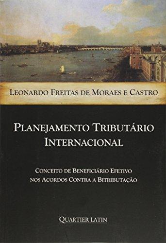 Planejamento Tributário Internacional