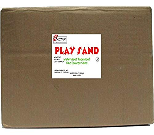 Price comparison product image Activa Play Sand,  25-Pound,  White