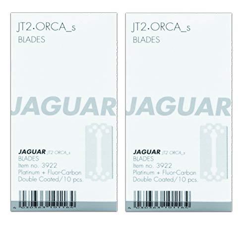 2er Jaguar Ersatzklingen für JT2 Orca Messer 10 Stück