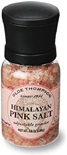 Olde Thompson 1040-58 Disposable Spice Grinder, 4.6 Ounce Himalayan Pink Salt