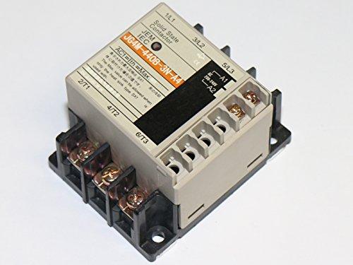 Rotek SSR (Solid State Relais), 3-polig für 75-480V AC (230/400V) - max. 40A, Ansteuerung mit Wechselspannung