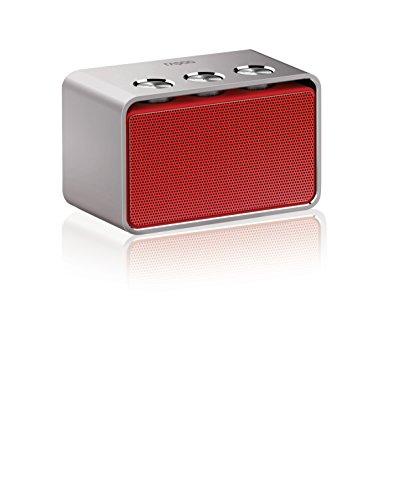 Rapoo A600 Tragbarer Bluetooth NFC Lautsprecher (Freisprechfunktion) rot