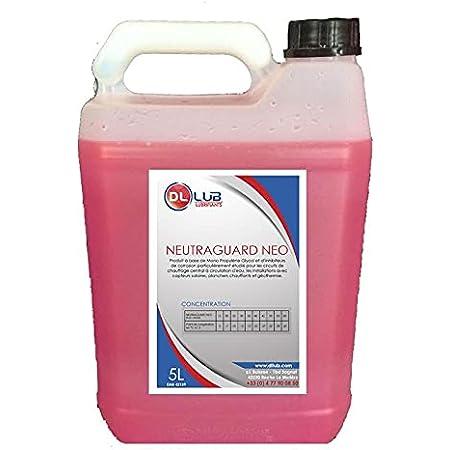 DLLUB - ANTIGEL MPG MONOPROPYLENE GLYGOL - 5 litres