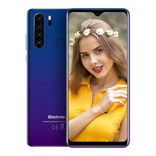 Blackview® A80 Pro 2020 Teléfono Móvil Libres 4G, Pantalla HD + de 6.49