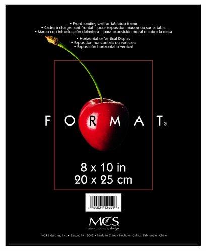 MCS 8x10 Inch Format Frame, Black (12441)