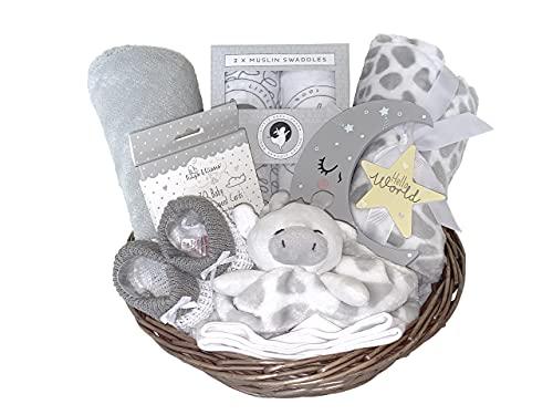 Luxury Newborn Baby Gift Hamper. 100%...