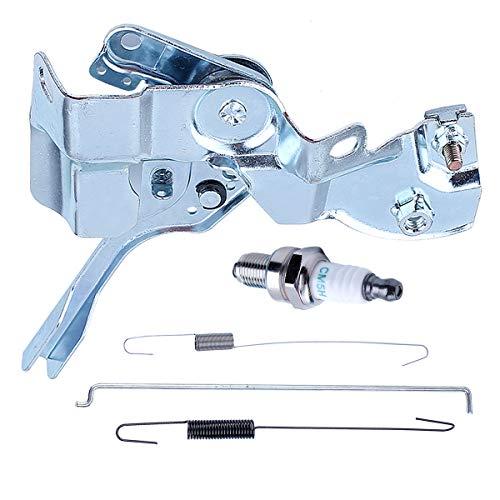 Adefol Fernbedienung Drosselklappensteuerung Gasrückstellfeder für Honda GX140 GX160 GX200 5,5/6,5 PS Motor Chinesischer Generator 168f Benzinmotor