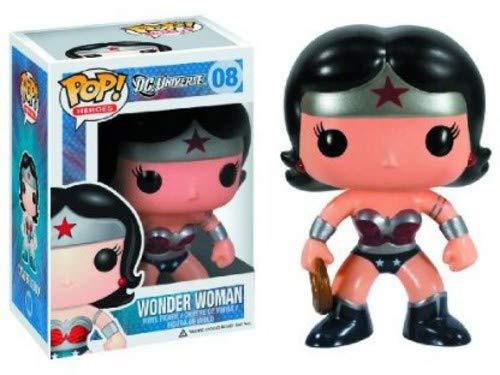 Funko Figura de Vinilo The New 52 Version Pop Heroes Wonder Woman