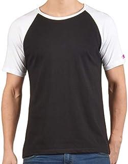 PrintOctopus Plain Tshirt Men & Women (15+ Colours Available)   Basic T-Shirt   Raglan Half Sleeve T-Shirt   Round Neck T Shirt   100% Cotton T-Shirt   Short Sleeve T Shirt