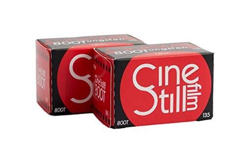 CineStill 800T カラーネガフィルム 35mm 36枚撮り 2本