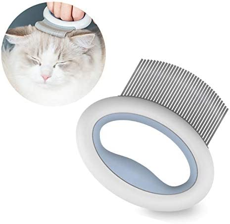 Eonpet Deluxe cat Comb for Arlington Mall Short clamp Cats flea haired Co