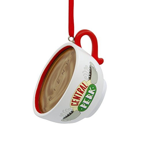 Hallmark Christmas Ornament Friends Central Perk