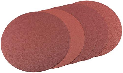 Draper Five Assorted Grit Sanding Discs for DS305 - 46441