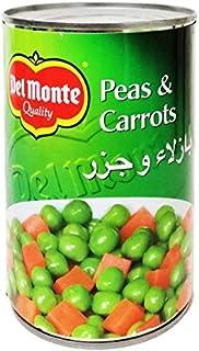 Del Monte Peas and Carrots - 425 gm