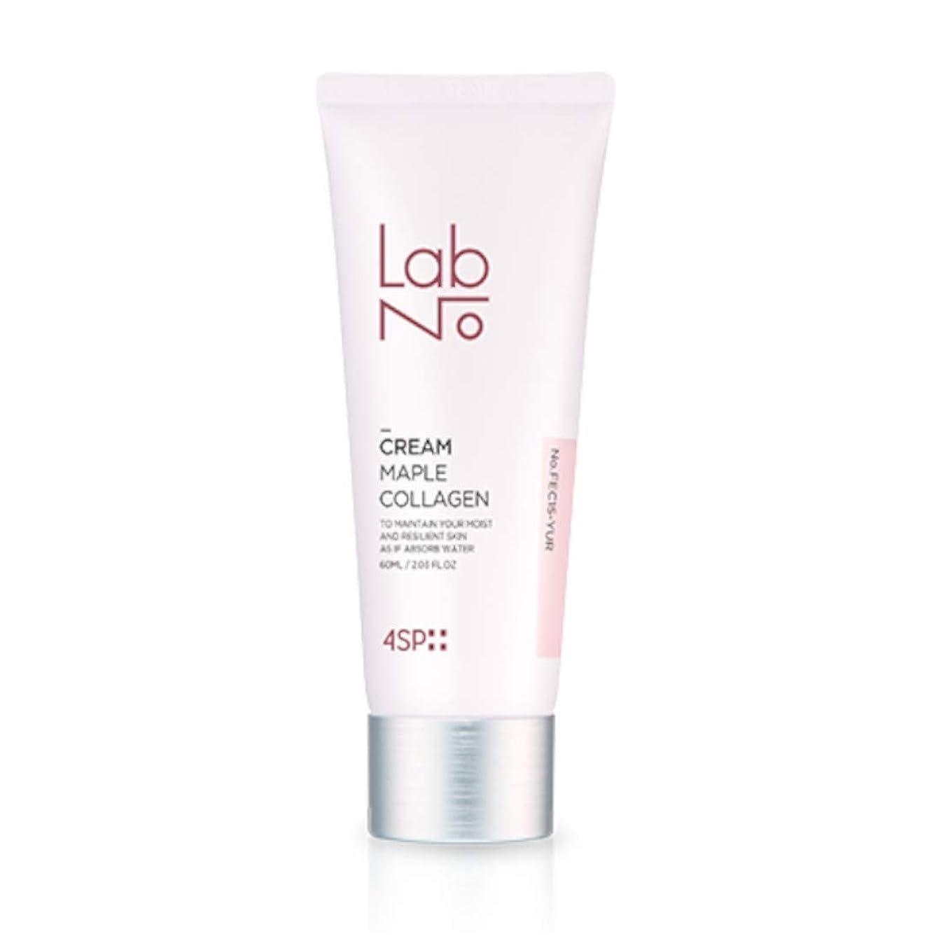 運搬平らにする数字[LabNo.]4SP メイプル コラーゲン クリーム(4SP Maple Collagen Cream) [並行輸入品]
