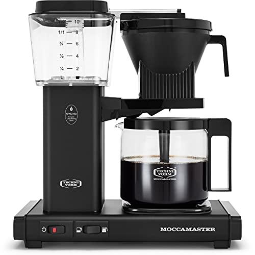 Moccamaster 53948 KBGV Select 10-Cup Coffee Maker,...