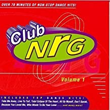Club Nrg 1 by Various Artists, Culture Beat, Sonic Dream Collective, Antares, Jimmy James, Blo (1997-10-21)