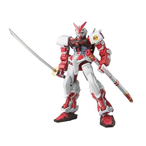 BANDAI High Grade HG 1/144 Mobile Suit Gundam Seed MBF-P02 Gundam Astray Red Frame