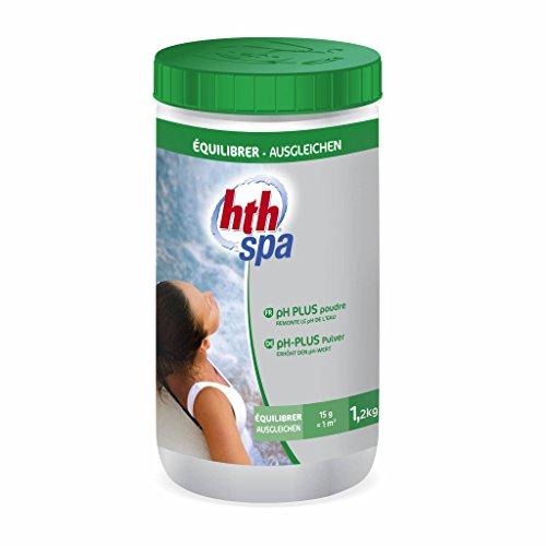 Alice's Garden - Entretien de l'eau du spa, pH PLUS HTH traitement en poudre, 1,2kg