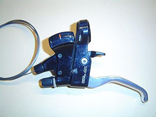 deore Shimano LX 3-f STI ST-M567 - Leva del freno