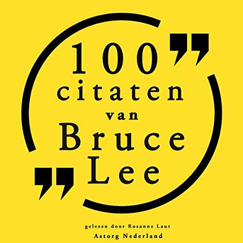 100 citaten van Bruce Lee Titelbild