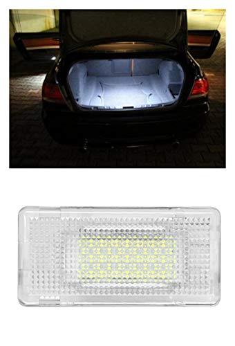 1x 18 SMD LED MODUL Kofferraumbeleuchtung 6000K WEIß (030110BM))