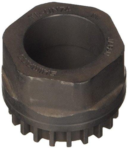 Shimano Werkzeug für Innenlager Vierkant Octalink TL-UN74-S, schwarz, 10 x 3 x 3 cm