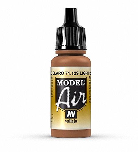 Vallejo Model Air Acrylfarbe, 17 ml Light Rust