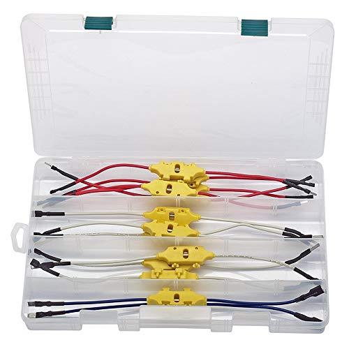 Draper 64784 Expert Relais Test Kit de Plomb (13 pièces)