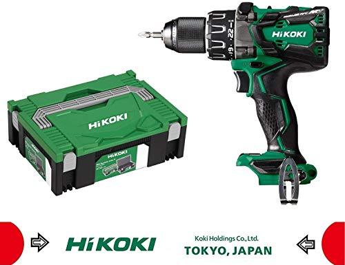 HIKOKI -Akku Bohrschrauber DS36DA Basic im HSCII (ohne Akkus, ohne Ladegerät, inkl. HIK-System-Case II)