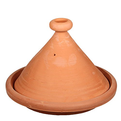 albena Marokko Galerie 20-112 Marra marokkanische Tajine unglasiert ø 34cm