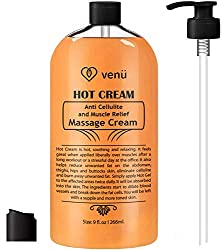 Anti Cellulite cream Hot Cream