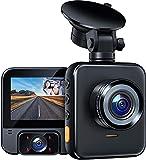 Best Dual Dash Cams - APEMAN 2K Dual Dash Cam C880, Front Review