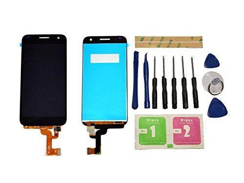 Flügel para Huawei Ascend G7 Pantalla LCD Pantalla Negro Táctil digitalizador Asamblea Pantalla (sin Marco) de Recambio & Herramientas