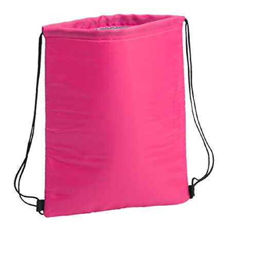 sin4sey Lot de 2 sacs isothermes avec film isolant Rose