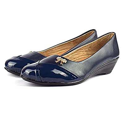 KRAFTER High Heel Office wear Bellies& Belly Shoe for Womens and Formal Shoes for Girl's