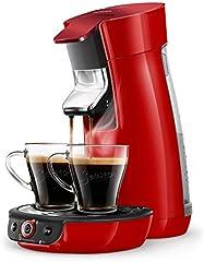 Philips HD6564/81 SENSEO Viva Café Duo Select - Cafetera de monodosis